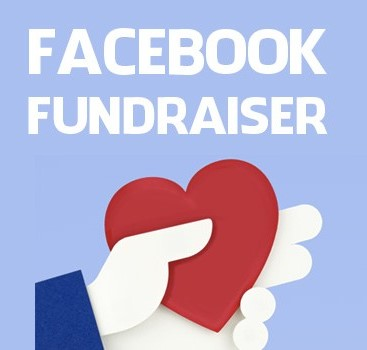 Facebook Fundraiser square
